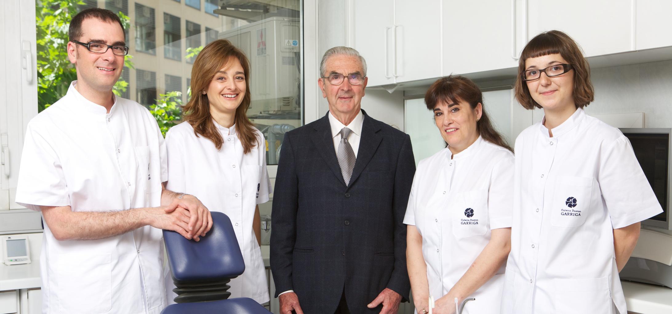 Pasión, experiencia y tradición en la consulta del dentista
