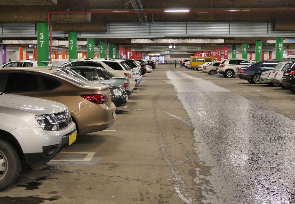 El mejor parking en el centro de Barcelona