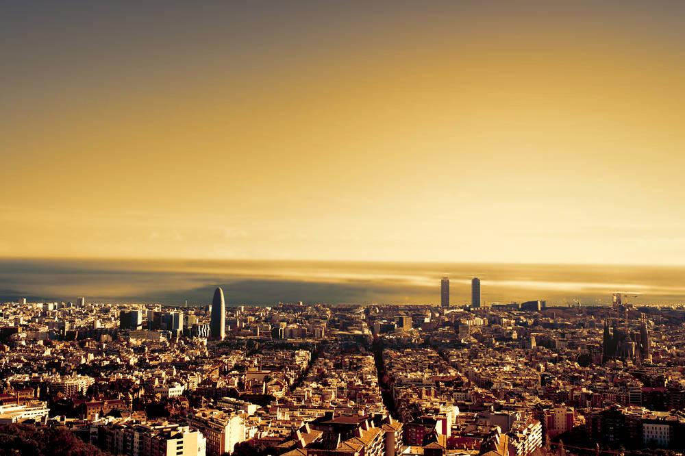 Barcelona, el nuevo destino de miles de familias españolas