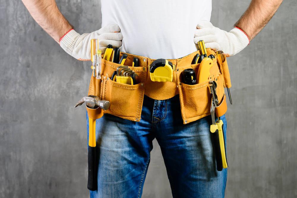Ser un handyman de los tejados no es tan difícil